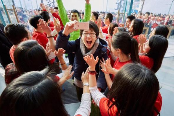 Westlake Apple Store, Hangzhou, China