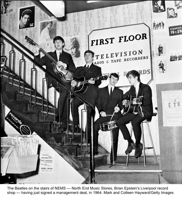 Beatles-stairs-BBC