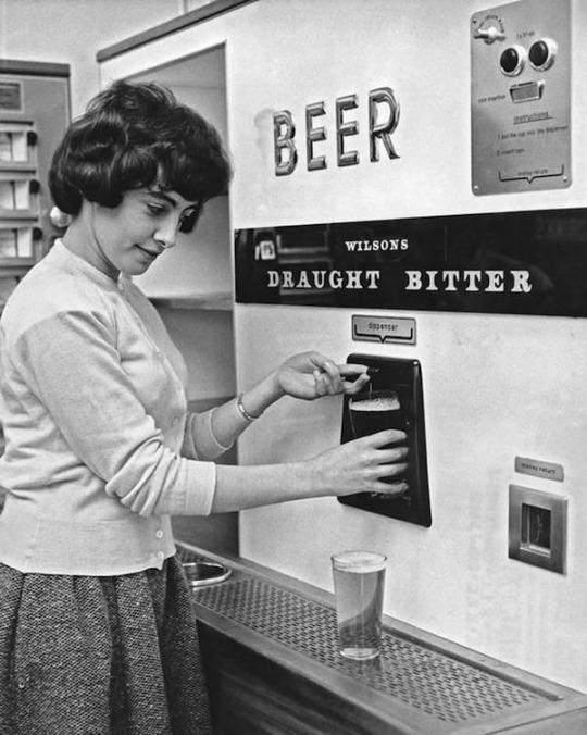 Beer-machine