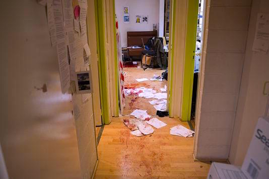bloody-hallway