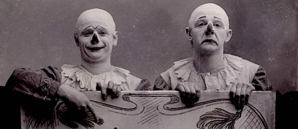 clowns-french-vintage