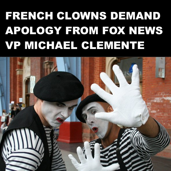 FRENCH-CLOWNS-FOX