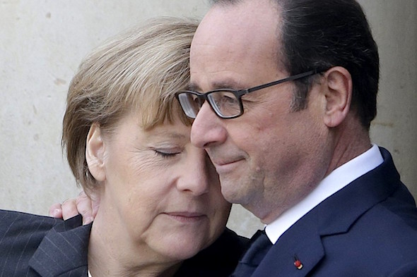 hollande-mrkel
