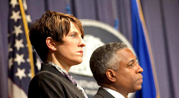 U.S. Attorney Laura E Duffy