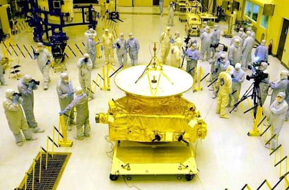 NASA-New-Horizon