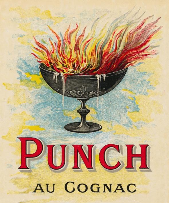 Punch Au Cognac