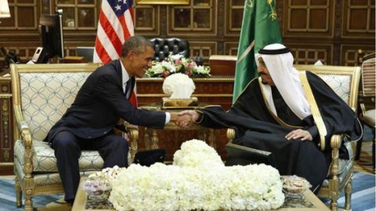 saudi-king-and-obama