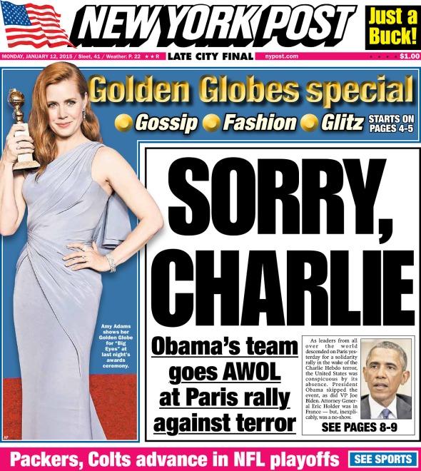 SORRY-CHARLIE
