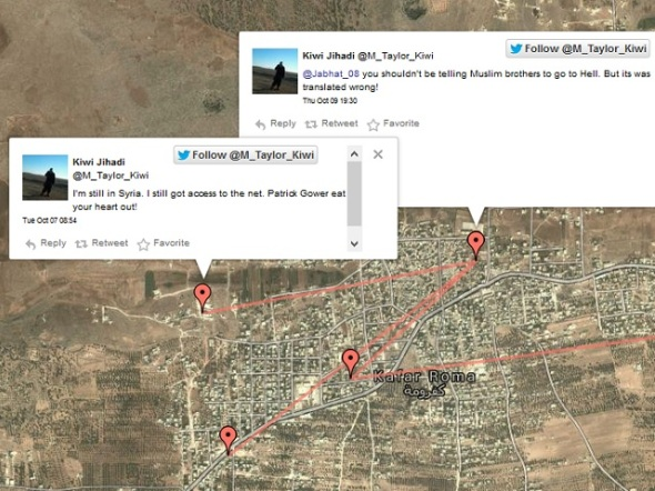 Tweet-Locations