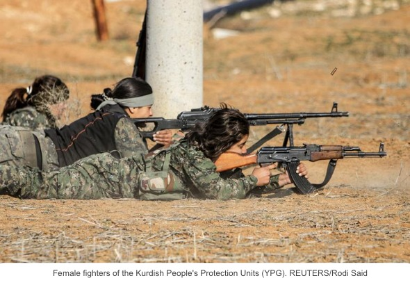 ypg-female-fighters