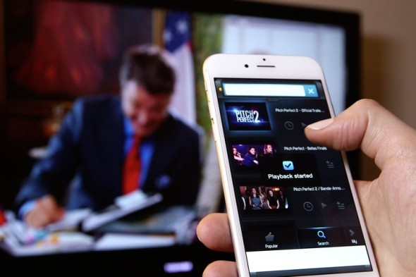 Using media center software you can turn the Pi into a Apple TV or Roku alternative.PHOTO: DREW EVANS/THE WALL STREET JOURNAL