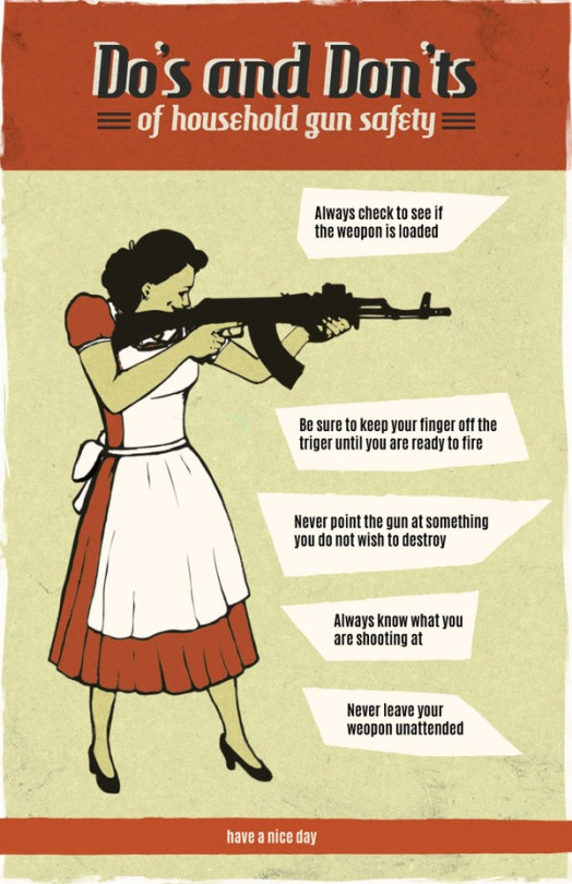 household-gun-safety