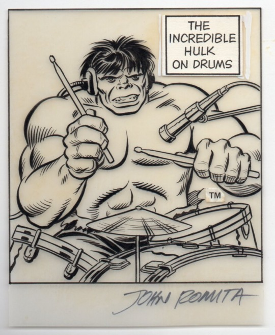 hulk-on-drums