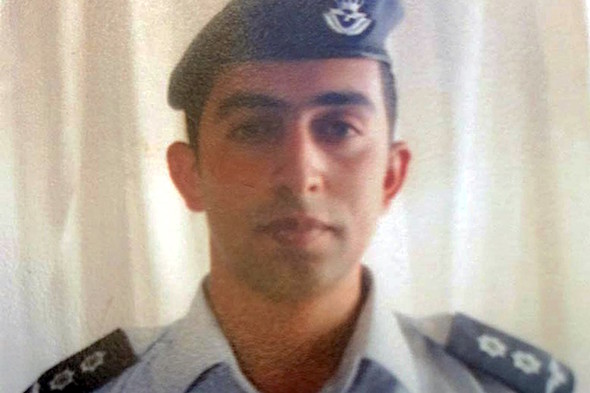 Lt. Mu'ath al-Kasasbeh, the Jordanian pilot captured by Islamic State group's fighters after they shot down a warplane from the U.S.-led coalition near Raqqa city, Syria PHOTO: EUROPEAN PRESSPHOTO AGENCY