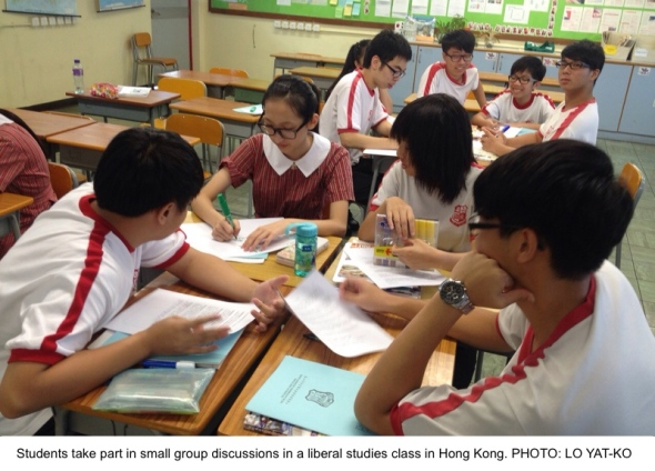liberal-studies-HK-WSJ