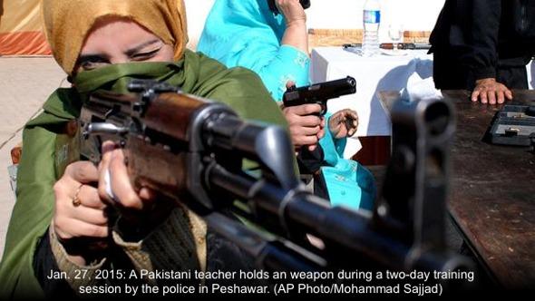 Peshawar-teacher-rifle