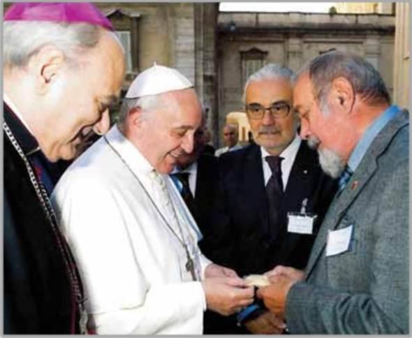 Pope_Francis+Ingo_Potrykus