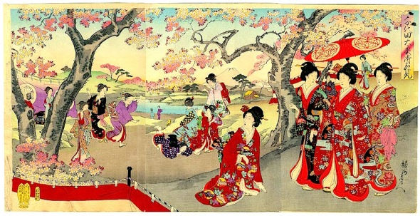 Artfully Awear Cherry Blossom 5