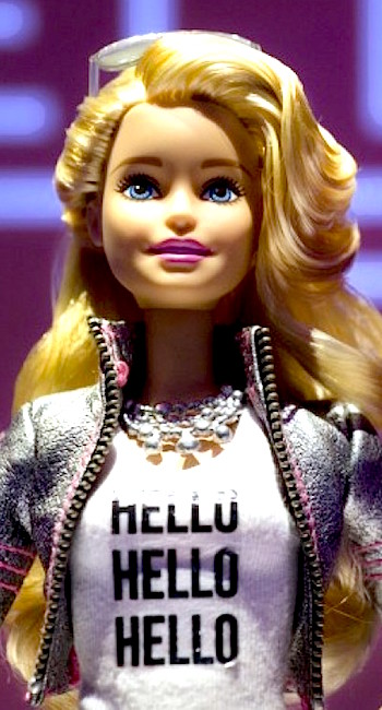 Mattel's New 'Eavesdropping' WiFi Barbie Arouses Privacy ...