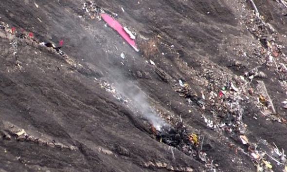 Germanwings-crash-site