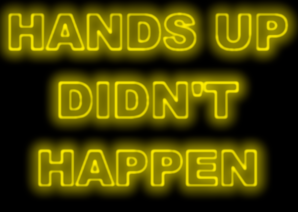 Hands-Up-Didn't-Happen-Yellow-Neon