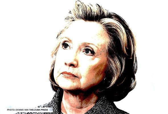 Hillary-WSJ-Dennis-Van-Tine:Zuma-Press