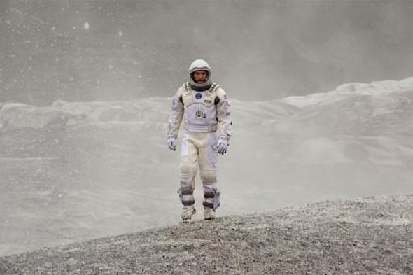 INTERSTELLAR, Matthew McConaughey, 2014. ph: Melinda Sue Gordon/©Paramount/courtesy Everett