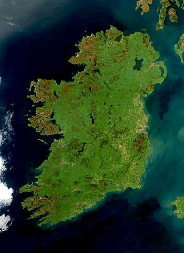Ireland-from-space