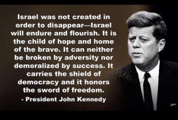 JFK-Israel