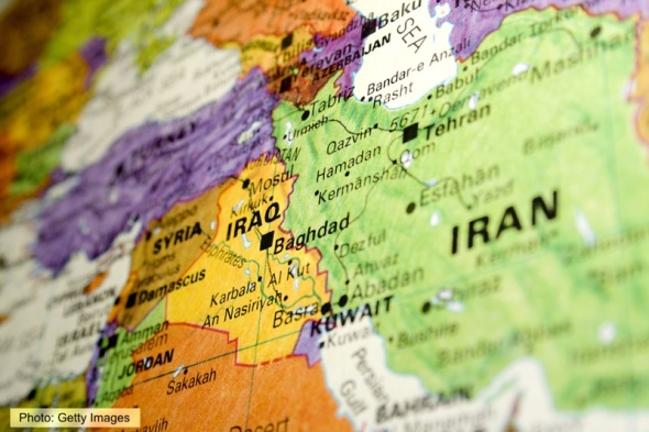 middle-east-map-getty-wsj