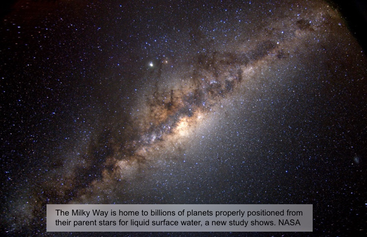 Milky Way Teeming With Habitable Planets | pundit from ...