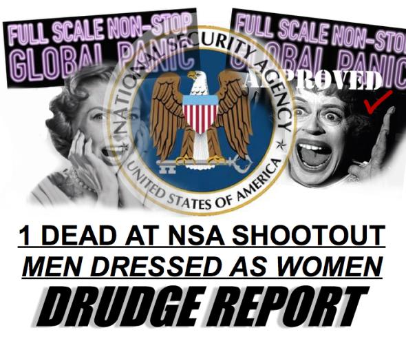 NSA-shootout
