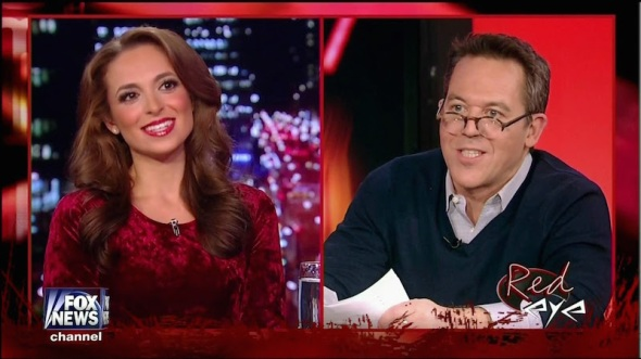 Red Eye - A Block - Greg Gutfeld - Jedediah Bila - Fox News - 11-9-13