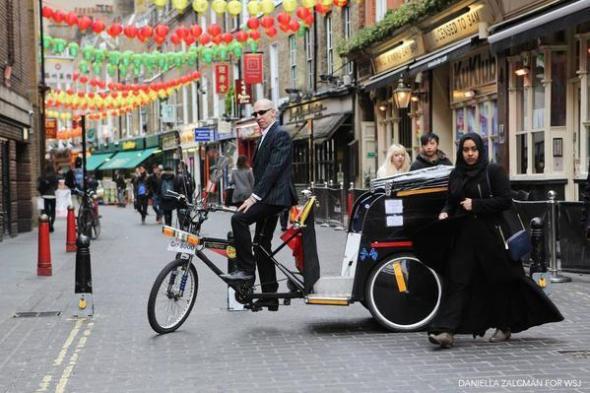 rickshaw-london