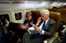 Clinton-plane