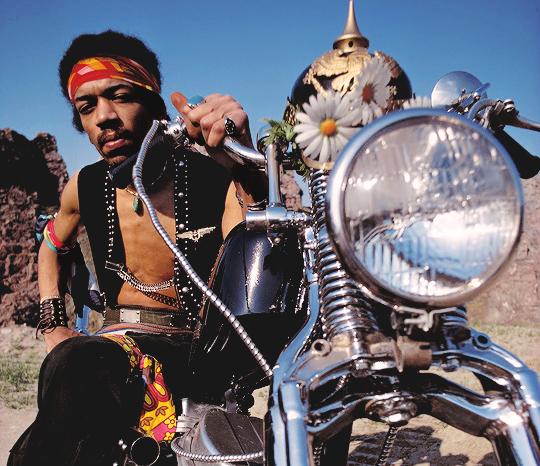 Hendrix-bike