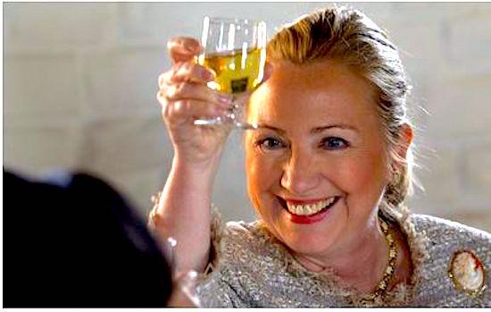 Hillary-Toast