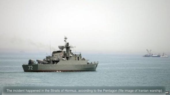 Hormuz-Iran-Warship