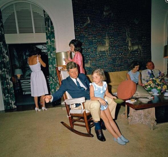 JFK-Easter