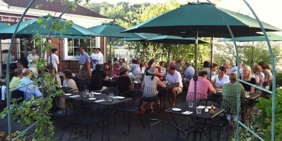 Since 2001, Le Jardin du Roi, in downtown Chappaqua, has been a favorite local establishment in a town where the highest quality is expected.