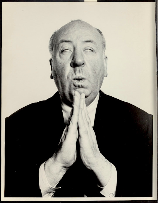 RICHARD AVEDO-Hitchcock