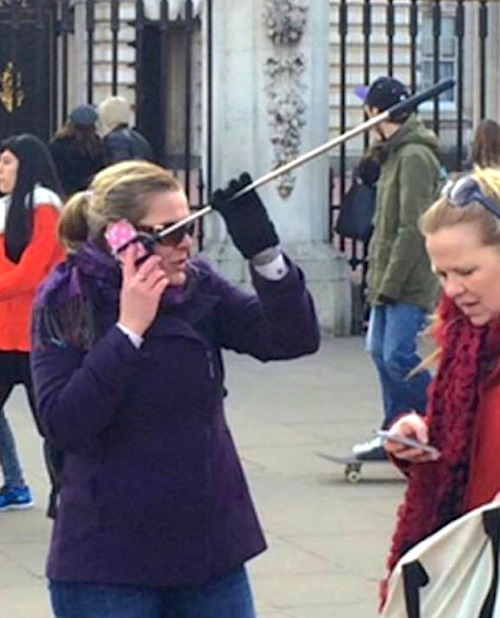 Selfie-stick-problems