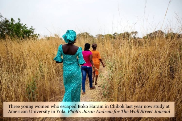 women-escaped-boko-haram-WSJ