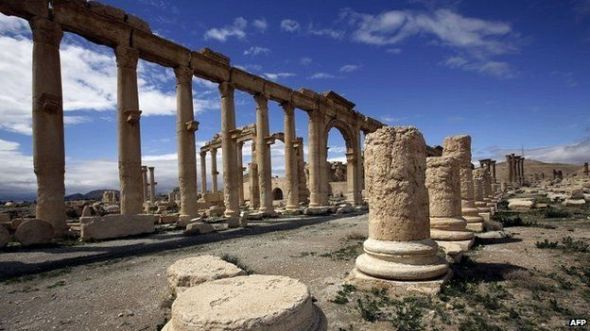 Palmyra rose to prominence under the Romans but its rulers later created a rival empire of their own