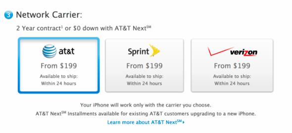 ATT-Next-iPhone