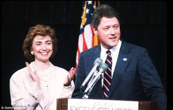 Bill-Clinton-HIllary-90s