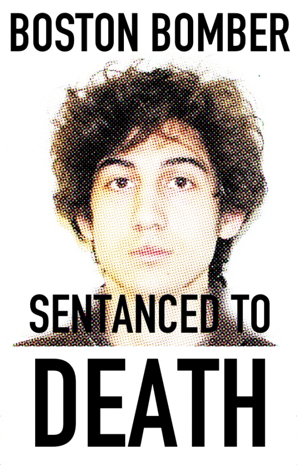 FILE: Boston Marathon bombings suspect Dzhokhar Tsarnaev Indicted FBI Release Images Of Boston Marathon Bombing Suspects