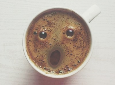 coffee-face