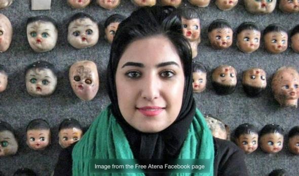Free-Atena-Farghadani