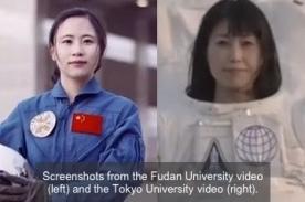 Fudan-tokyo-video-wsj